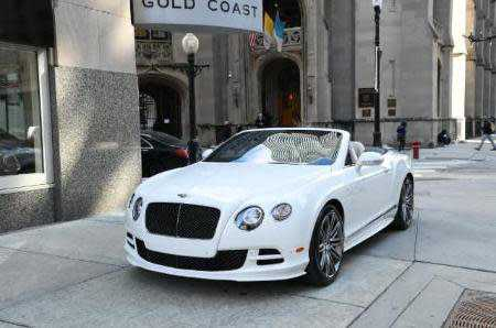 Bentley Continental 2015 $169995.00 incacar.com