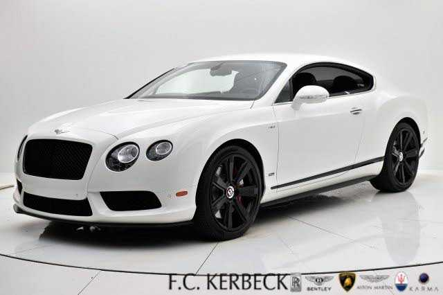 Bentley Continental 2015 $145880.00 incacar.com