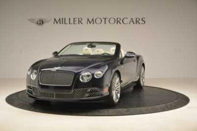 Bentley Continental 2015 $159900.00 incacar.com