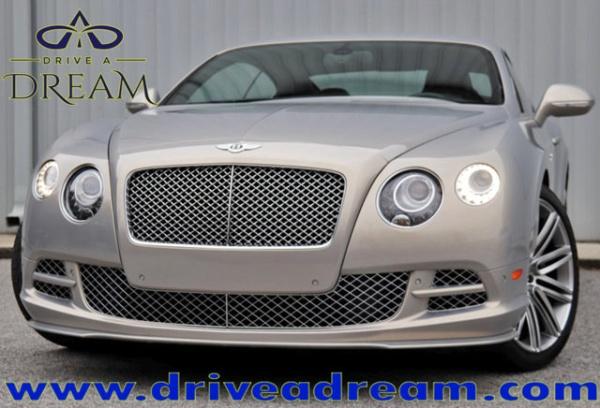 Bentley Continental 2015 $123900.00 incacar.com