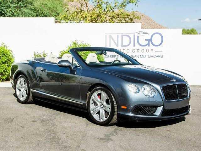 Bentley Continental 2015 $154990.00 incacar.com