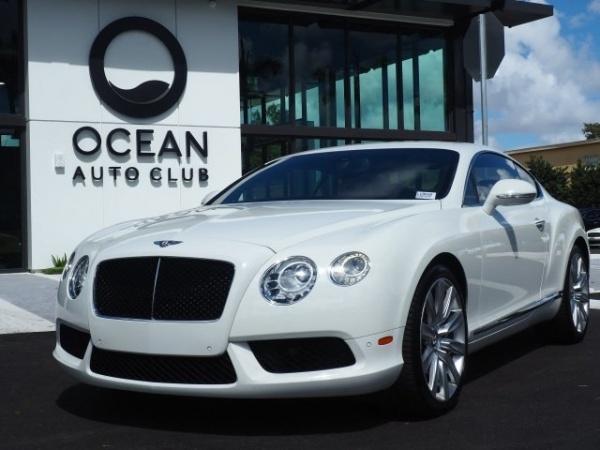 Bentley Continental 2015 $108800.00 incacar.com