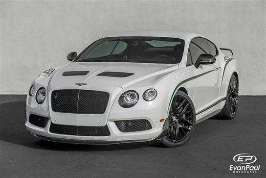 Bentley Continental 2015 $189990.00 incacar.com