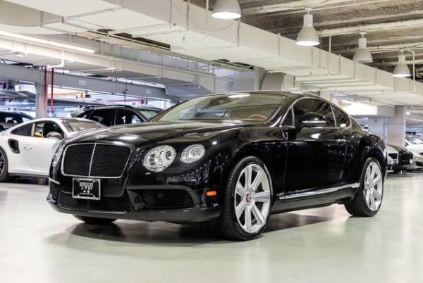 Bentley Continental 2015 $119995.00 incacar.com