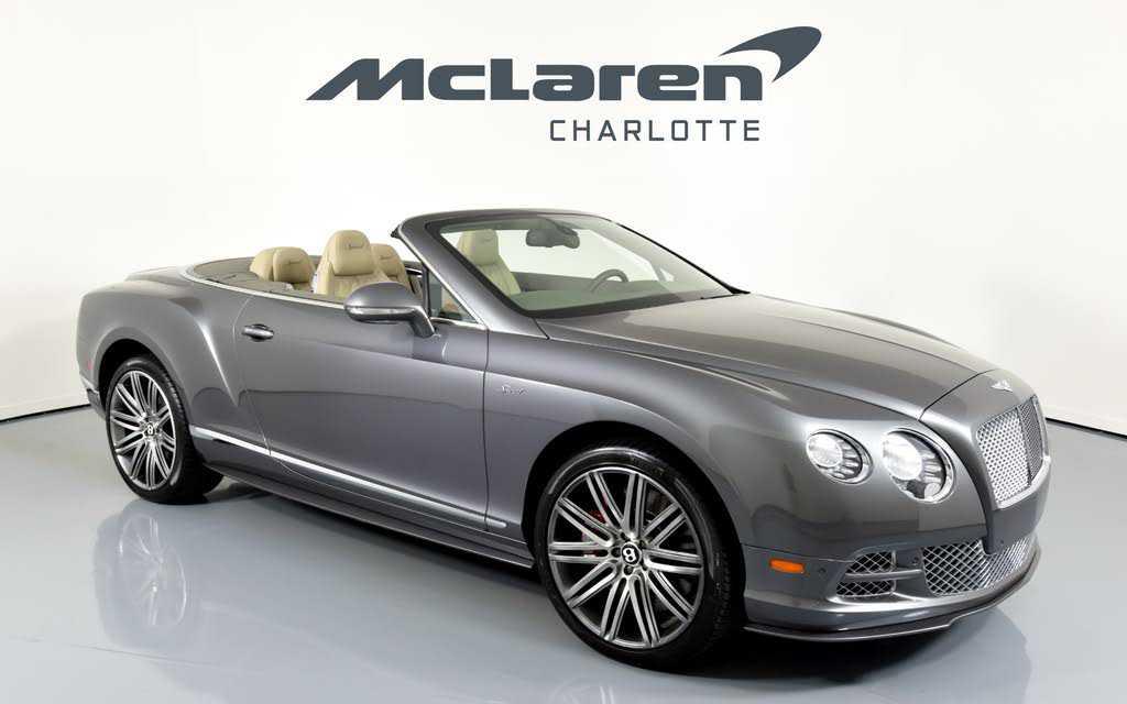 Bentley Continental 2015 $118996.00 incacar.com
