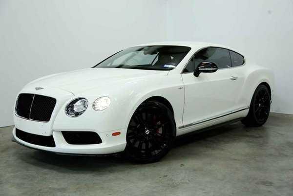 Bentley Continental 2015 $128899.00 incacar.com