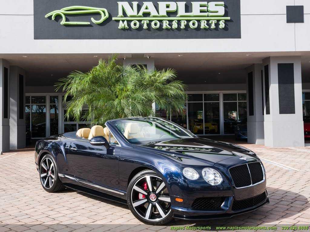 Bentley Continental 2015 $159995.00 incacar.com