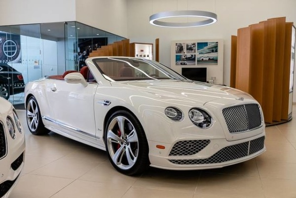 Bentley Continental 2016 $191500.00 incacar.com