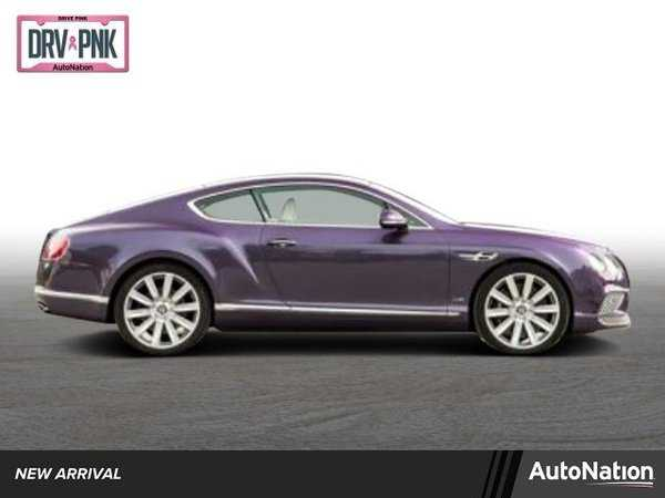 Bentley Continental 2016 $154990.00 incacar.com