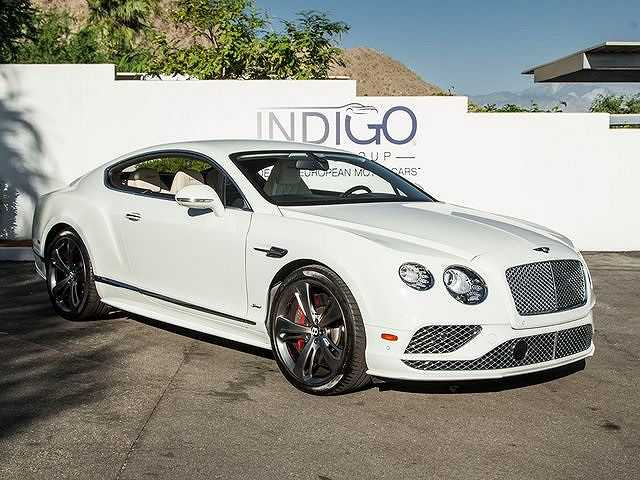 Bentley Continental 2016 $153990.00 incacar.com