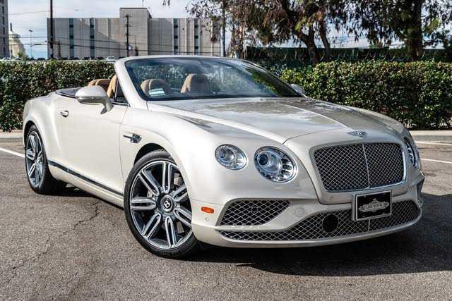 Bentley Continental 2016 $157500.00 incacar.com