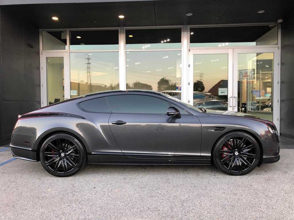 Bentley Continental 2016 $149995.00 incacar.com