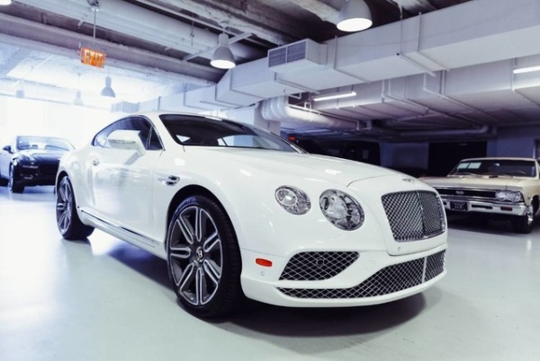 Bentley Continental 2017 $179900.00 incacar.com