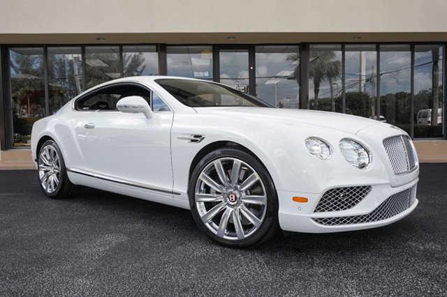 Bentley Continental 2017 $167994.00 incacar.com