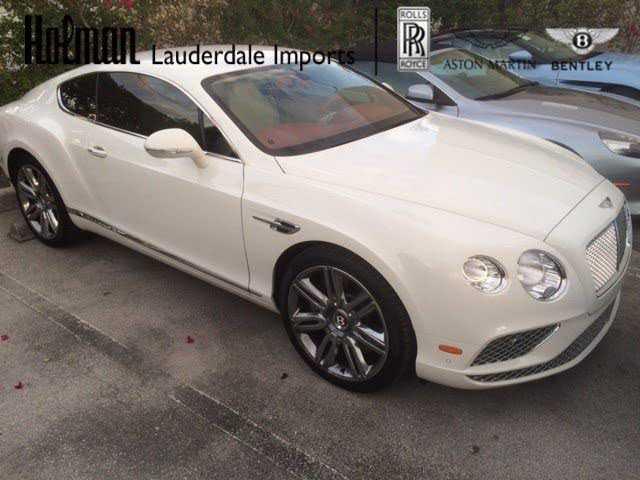 Bentley Continental 2017 $169980.00 incacar.com