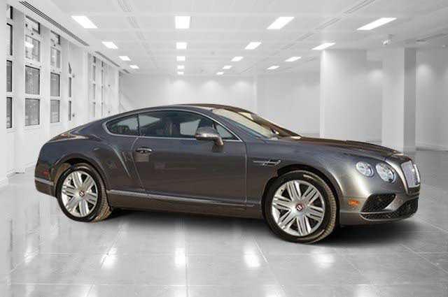 Bentley Continental 2017 $194995.00 incacar.com