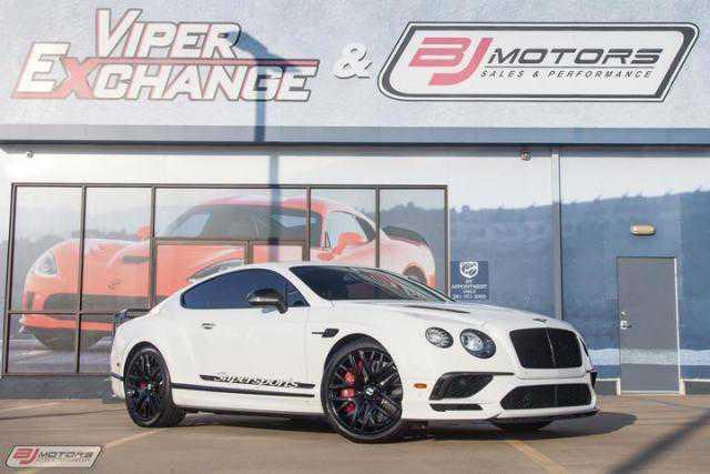 Bentley Continental 2017 $269995.00 incacar.com