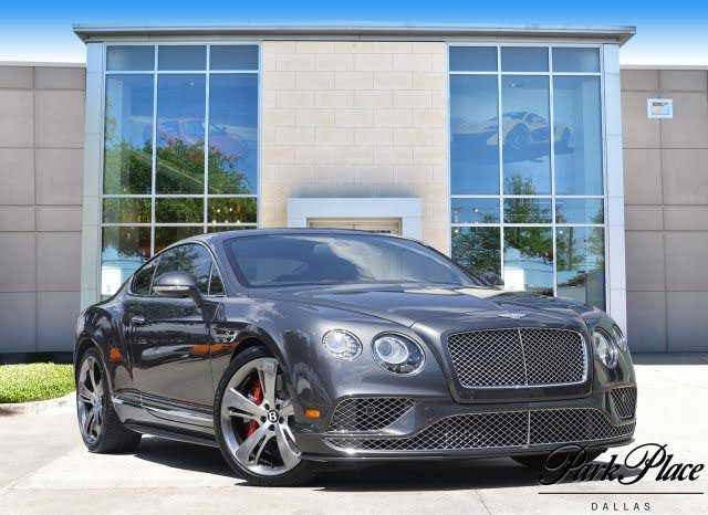 used Bentley Continental 2017 vin: SCBFY7ZA6HC063866