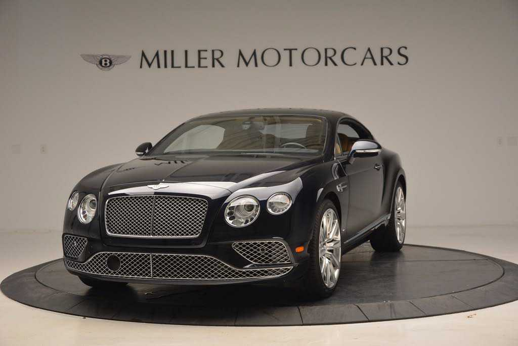 Bentley Continental 2017 $199900.00 incacar.com
