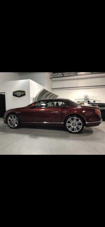 Bentley Continental 2017 $176900.00 incacar.com