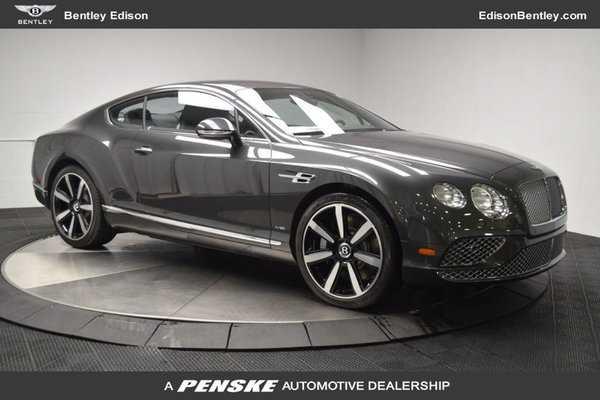 Bentley Continental 2017 $199000.00 incacar.com