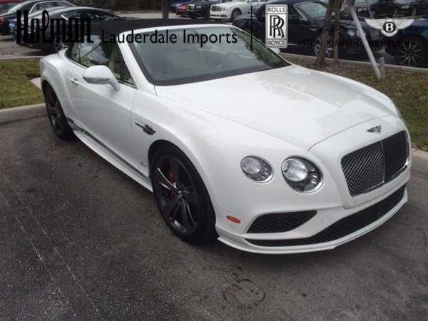 Bentley Continental 2017 $198880.00 incacar.com
