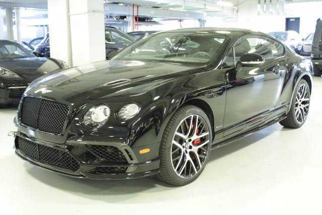 Bentley Continental 2017 $248900.00 incacar.com