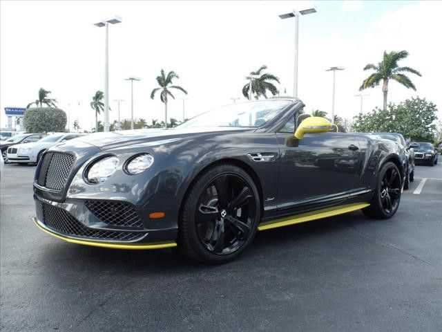 Bentley Continental 2017 $249000.00 incacar.com