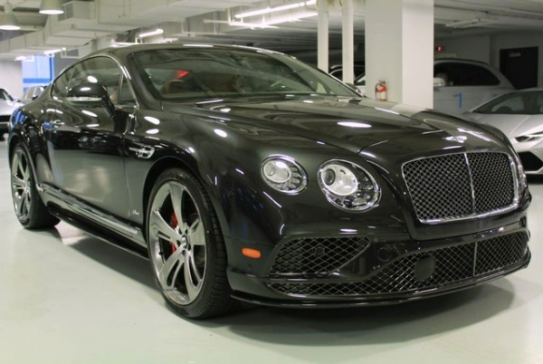 Bentley Continental 2017 $218900.00 incacar.com