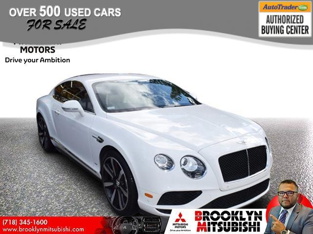 Bentley Continental 2017 $173672.00 incacar.com