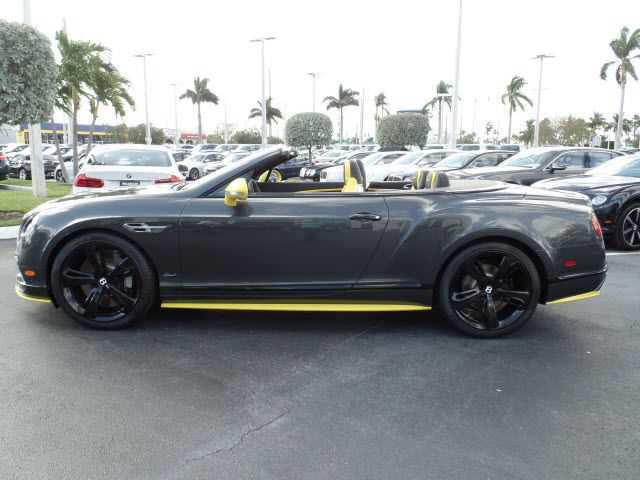 Bentley Continental 2017 $249000.00 incacar.com