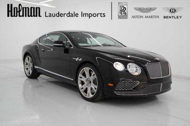 Bentley Continental 2017 $177888.00 incacar.com