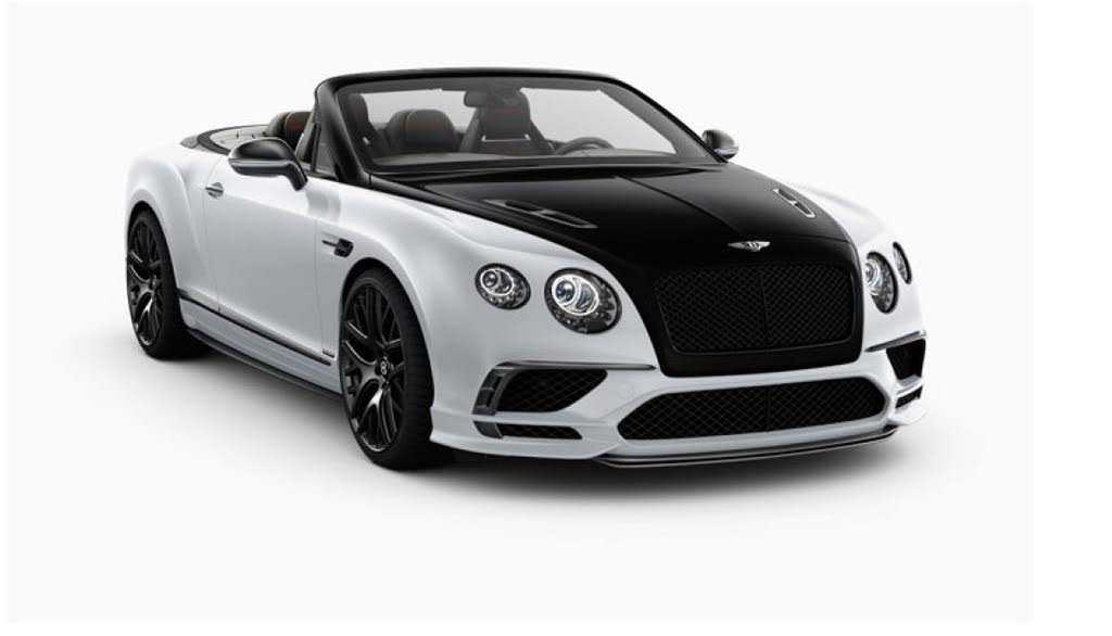 Bentley Continental 2018 $299900.00 incacar.com