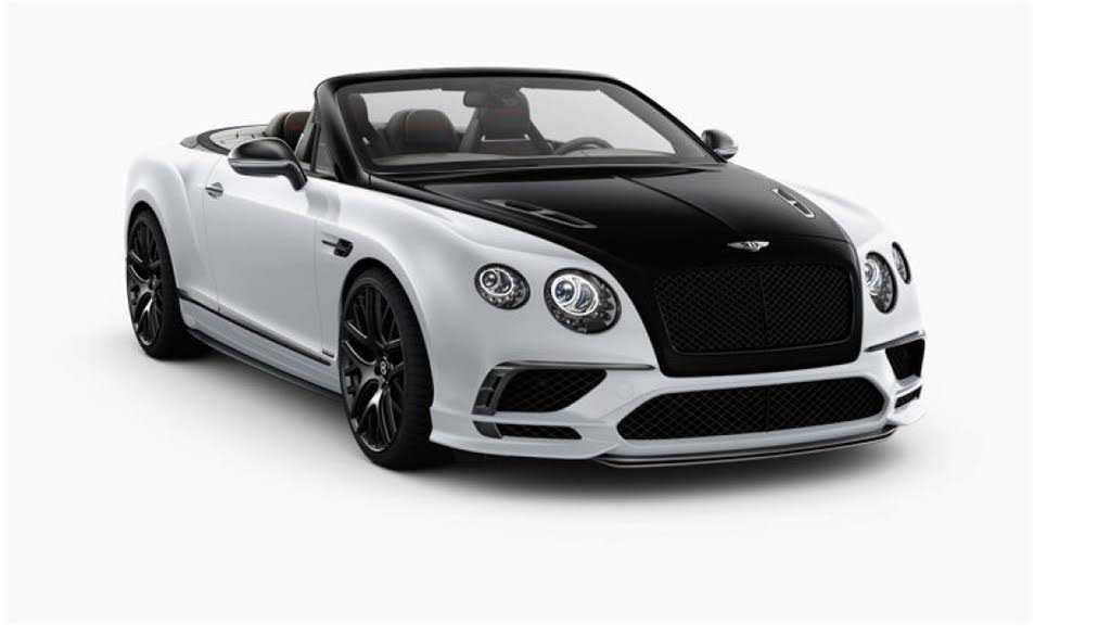 Bentley Continental 2018 $299900.00 incacar.com