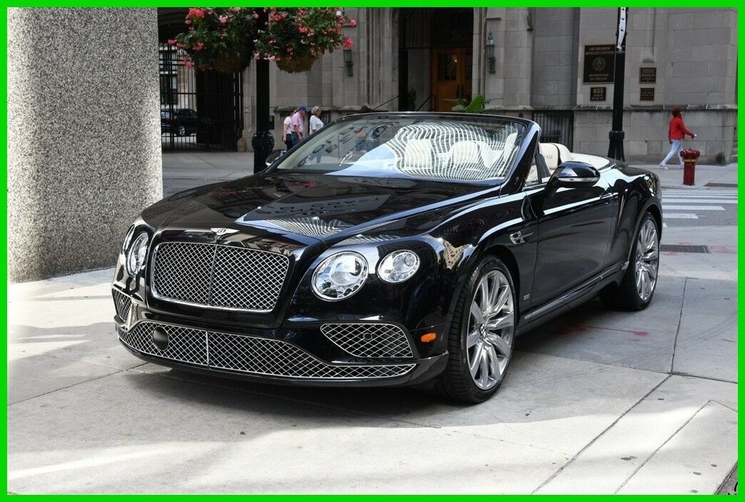 Bentley Continental 2018 $238900.00 incacar.com