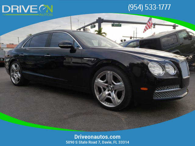 Bentley Flying Spur 2014 $95000.00 incacar.com