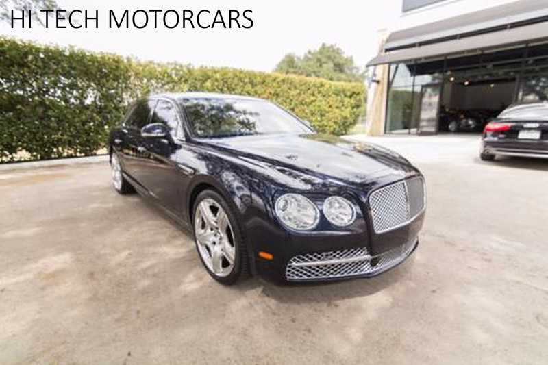 Bentley Flying Spur 2014 $131900.00 incacar.com