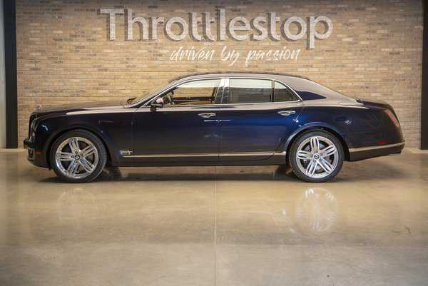 Bentley Mulsanne 2011 $129900.00 incacar.com