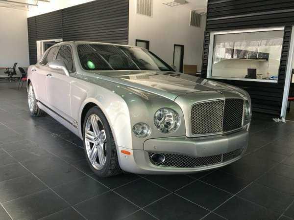 Bentley Mulsanne 2011 $88888.00 incacar.com