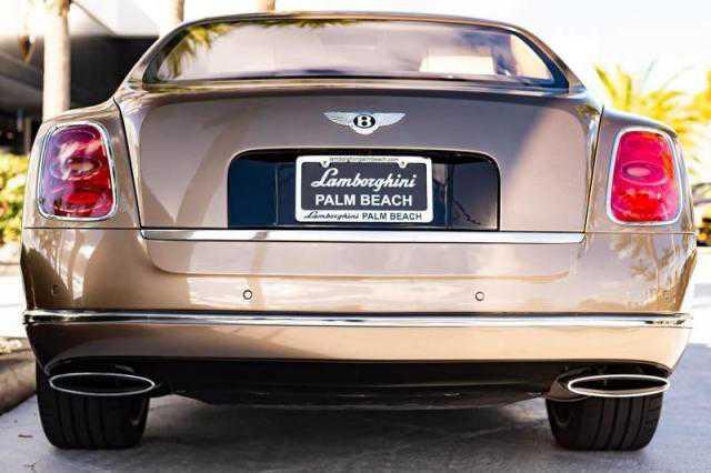 Bentley Mulsanne 2012 $134951.00 incacar.com