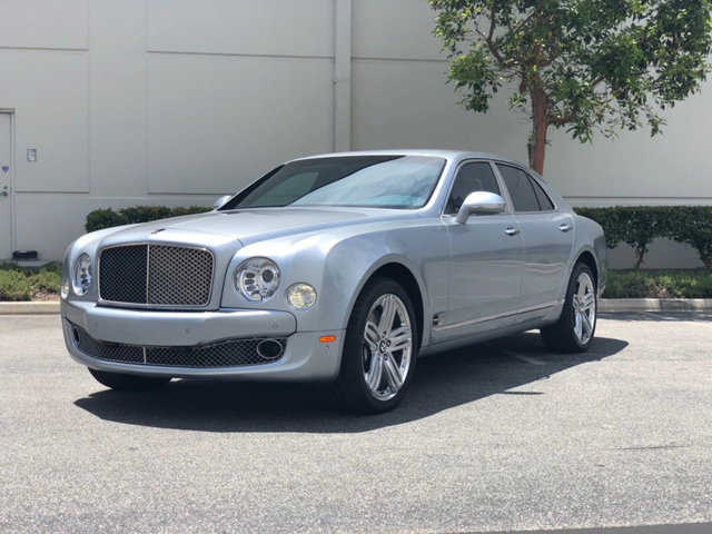 Bentley Mulsanne 2012 $149999.00 incacar.com