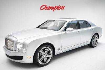 Bentley Mulsanne 2013 $154900.00 incacar.com