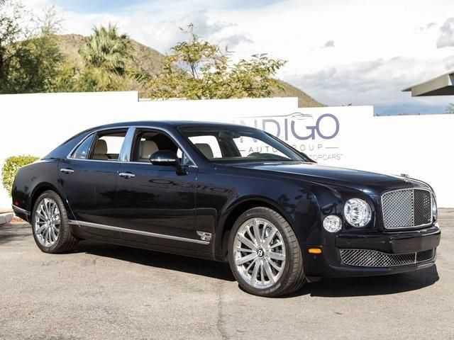 Bentley Mulsanne 2013 $139990.00 incacar.com