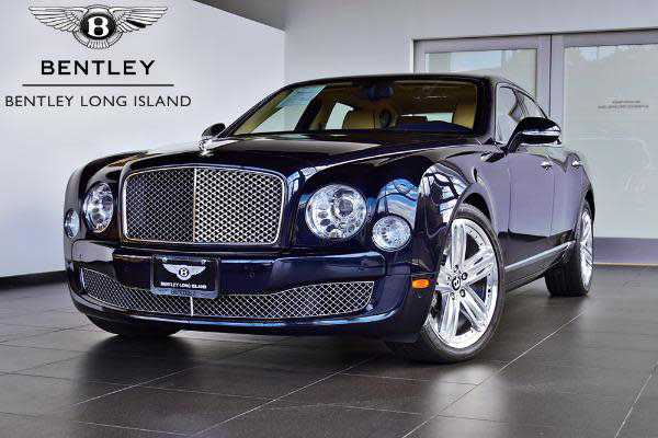 Bentley Mulsanne 2013 $134888.00 incacar.com