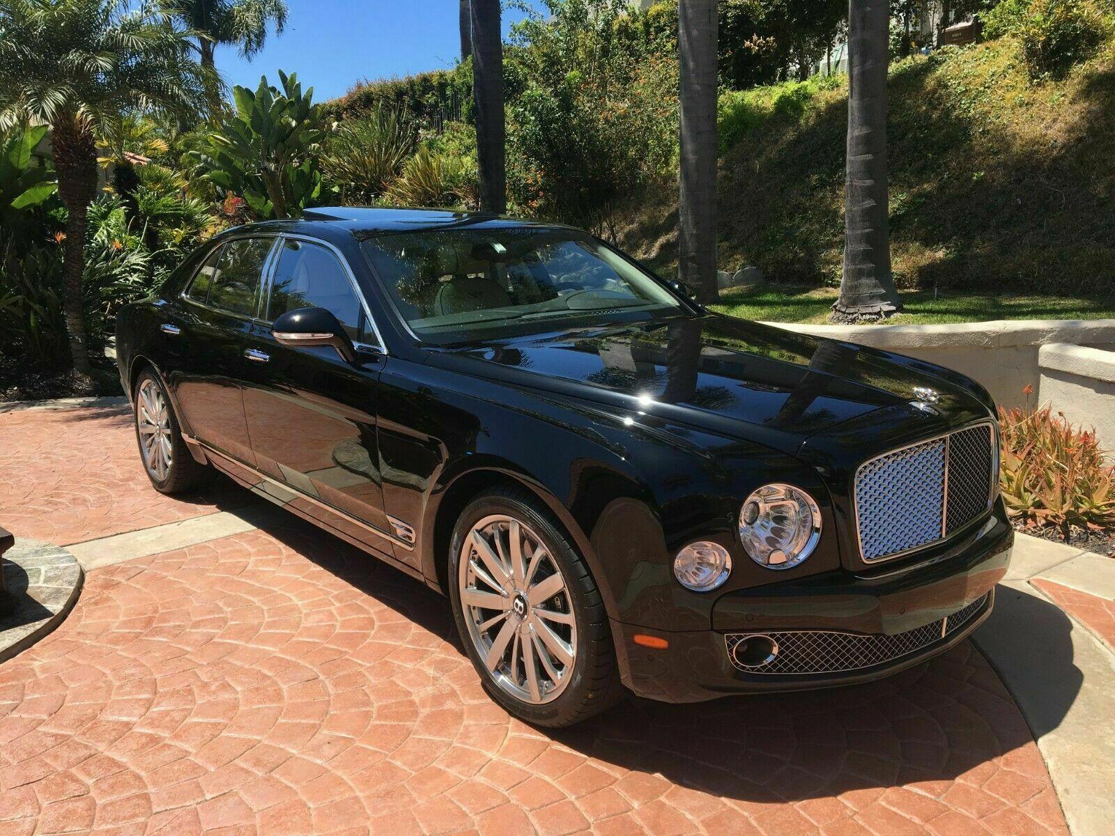 Bentley Mulsanne 2013 $149500.00 incacar.com
