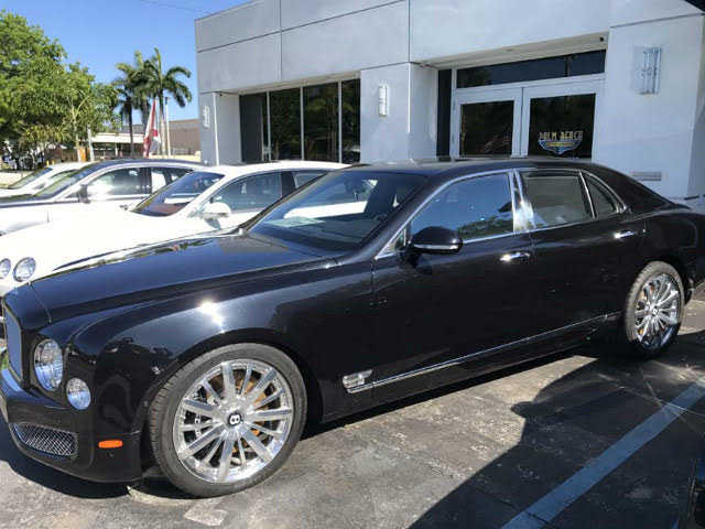 Bentley Mulsanne 2014 $149900.00 incacar.com