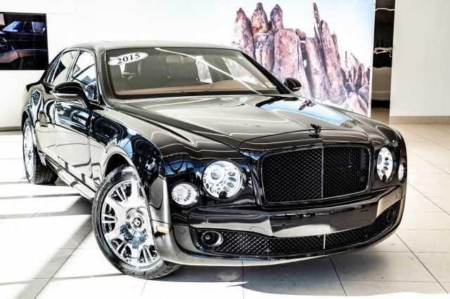 Bentley Mulsanne 2015 $169888.00 incacar.com