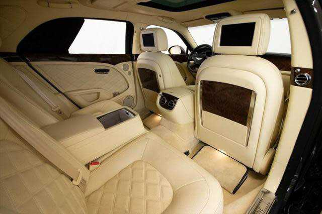 Bentley Mulsanne 2016 $169900.00 incacar.com