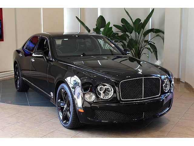 Bentley Mulsanne 2016 $179222.00 incacar.com