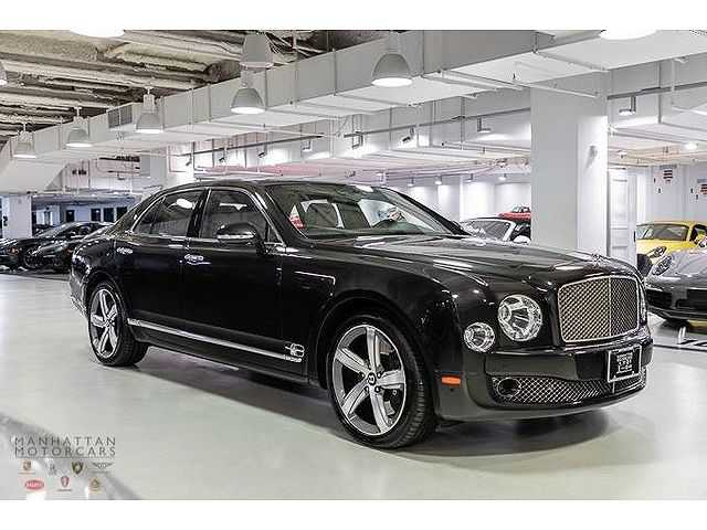 Bentley Mulsanne 2016 $155500.00 incacar.com